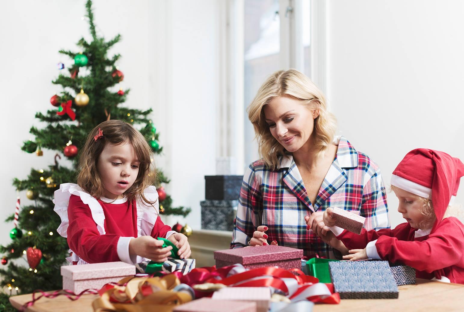 Julen 2018 På Maxis